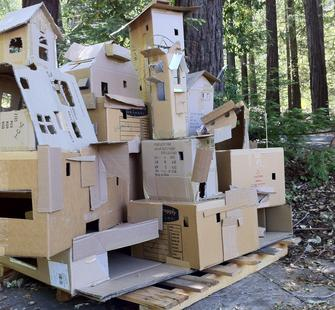 Dwellings: Project Another Country (Saratoga Hills), 2013, Isabel & Alfredo Aquilizan